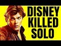 The Unfair Failure of Solo: A Star Wars Story