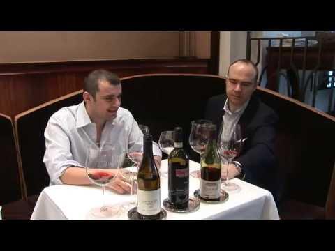 Wine tasting at CRU Restaurant in NYC - Part 2 - Episode ...
