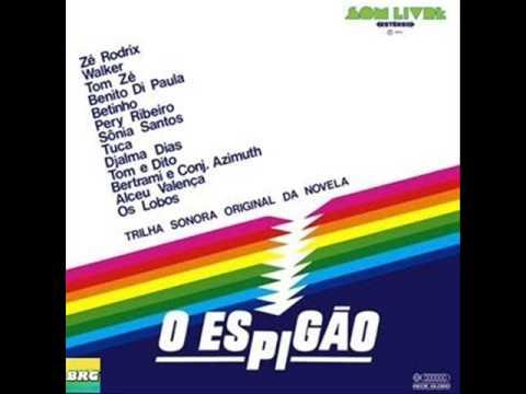 O Espigão - LP Trilha Sonora Nacional da Novela/Soap Opera Soundtrack -  Album Completo/Full Album