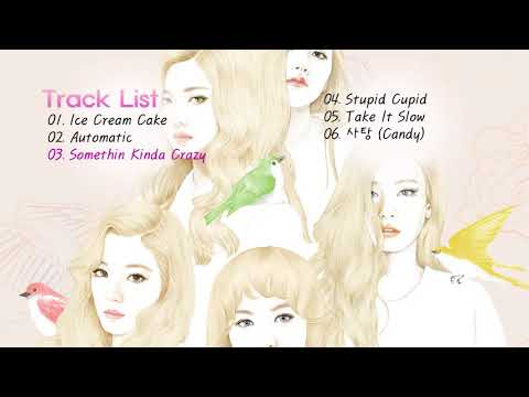 [Full Album] Red Velvet - The 1st Mini Album [Ice Cream Cake Album] (NO AD) 레드벨벳 아이스크림 케익 앨범