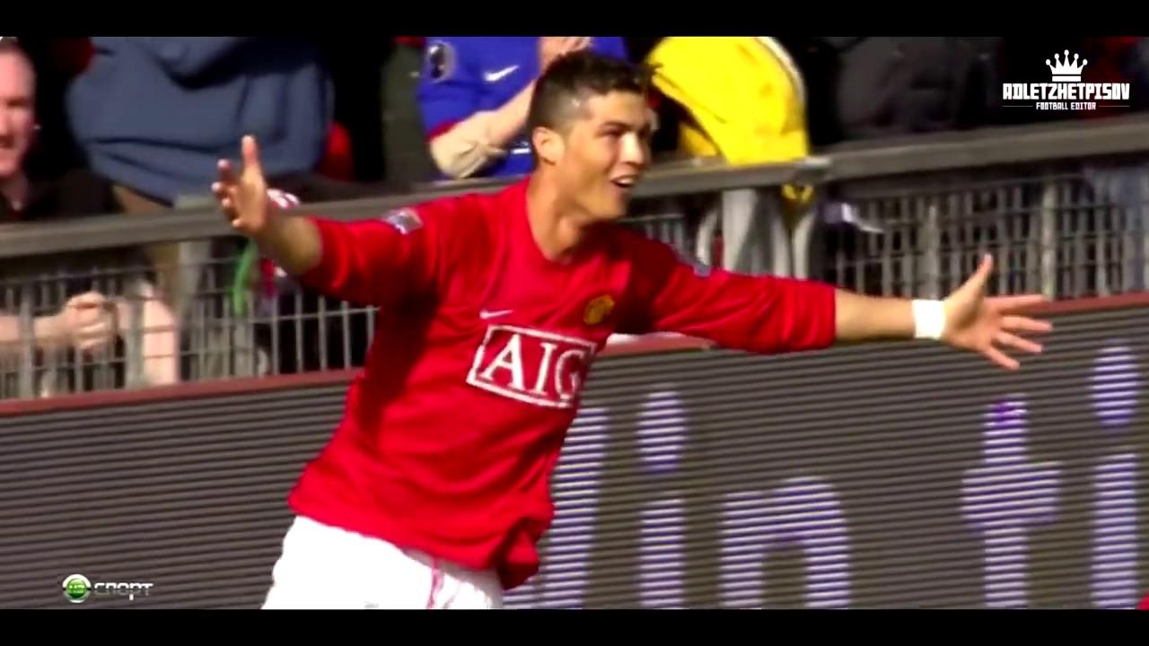 Роналдо все голы за манчестер юнайтед