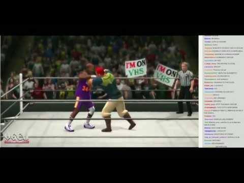 VGCW 05-11-2013 - 15 - VGCW Championship - Groose vs. Charles Barkley
