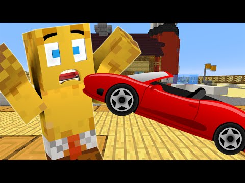 Minecraft : Spongebob Episode 4