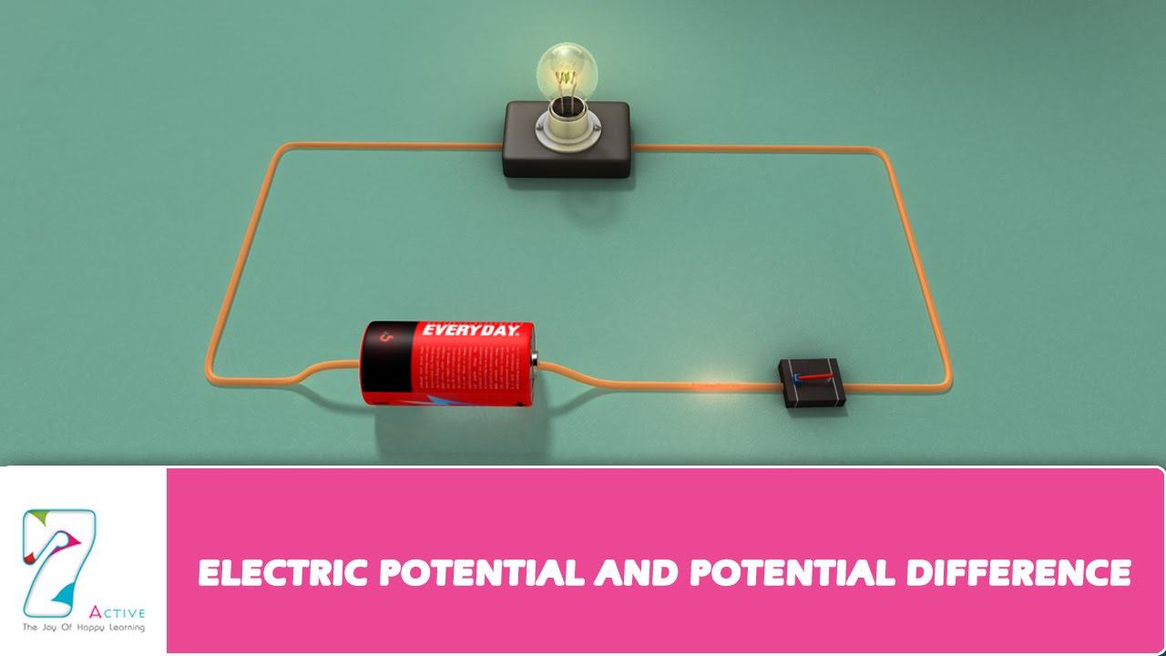 Electric Potential And Difference Youtube In Series Across A Circuit