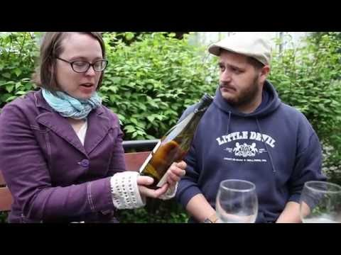 Foreigners taste Hungarian Wine for the First Time!