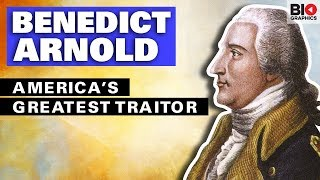 Benedict Arnold: America's Greatest Traitor