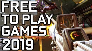 Top 15 Free to Play PC Games You can Play  in 2019 ( Multiplayer, Racing, FPS, Battle Royale etc)