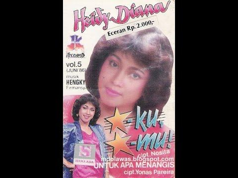 Free Download Heidy Diana   Duka Tak Kan Hilang Dengan Tangismu Mp3 dan Mp4