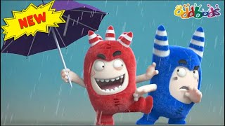Oddbods | AUTUMN IN MY HEART: ITS FALL SEASON | Funny Cartoons For Kids