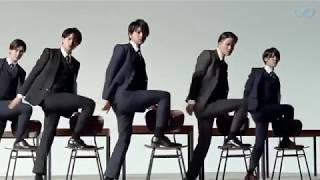 AOKI チェアダンスCM Sexy Zone 忘れられない花 椅子 フレッシャーズ
