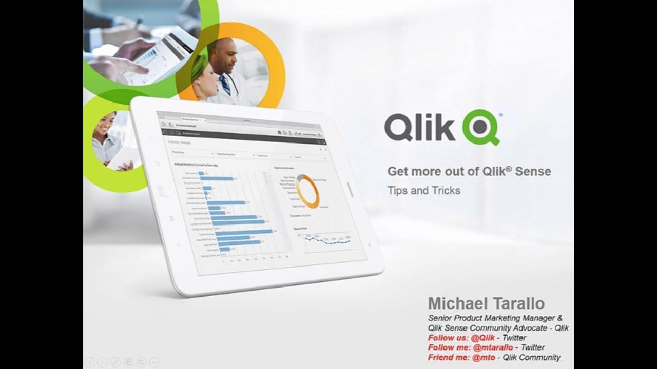 Beginners guide to learning Qlik Sense – Part 2 | OptimalBI