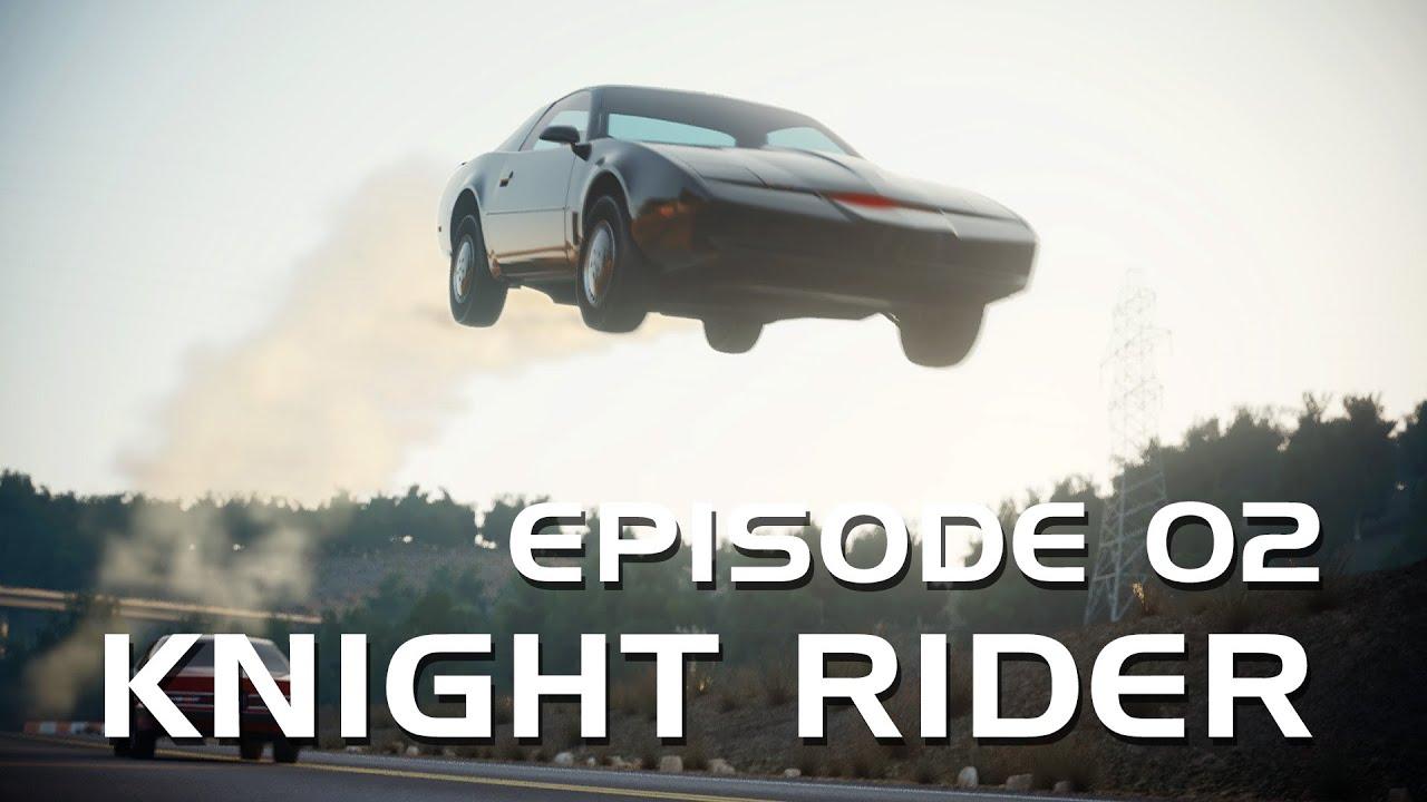 Download Kitt vs Drones Episode 02 - Knight Rider 3d Animation Series