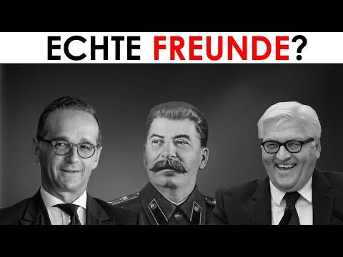 Geheimnis um die Aufrüstung von Stalin & Hitler: Seht, was Steinmeier & Maas verheimlichen!