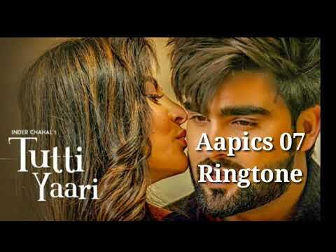 Tutti Yaari Ringtone | Inder Chahal