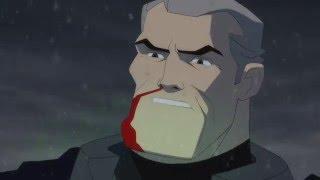 Batman   Il ritorno del cavaliere oscuro parte 2 (fandub) primo doppiaggio