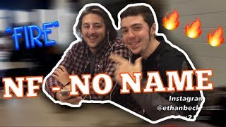 NF - NO NAME (Official Video) | REACTION!!!
