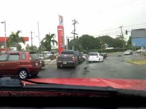 Drive in Kingston