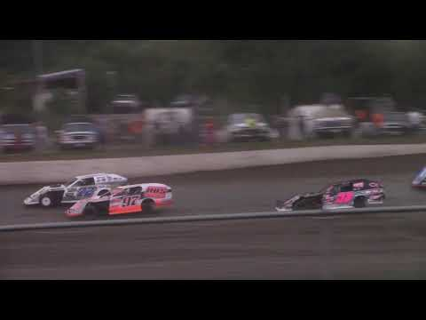 6-8-19 Peoria Speedway UMP Modified Feature Highlights