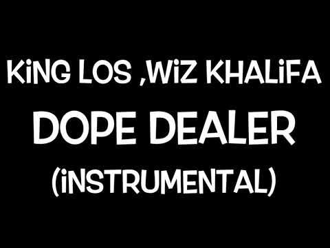 Dope Dealer - King Los - ft Wiz Khalifa (Insrumental) Type Beat