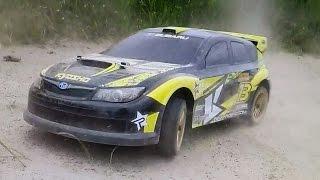Тест-драйв Subaru Impreza WRX STI, rc toy