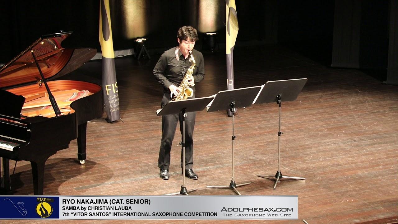 FIS Palmela 2019  - Ryo Nakajima  - Samba by Chrsitian Lauba