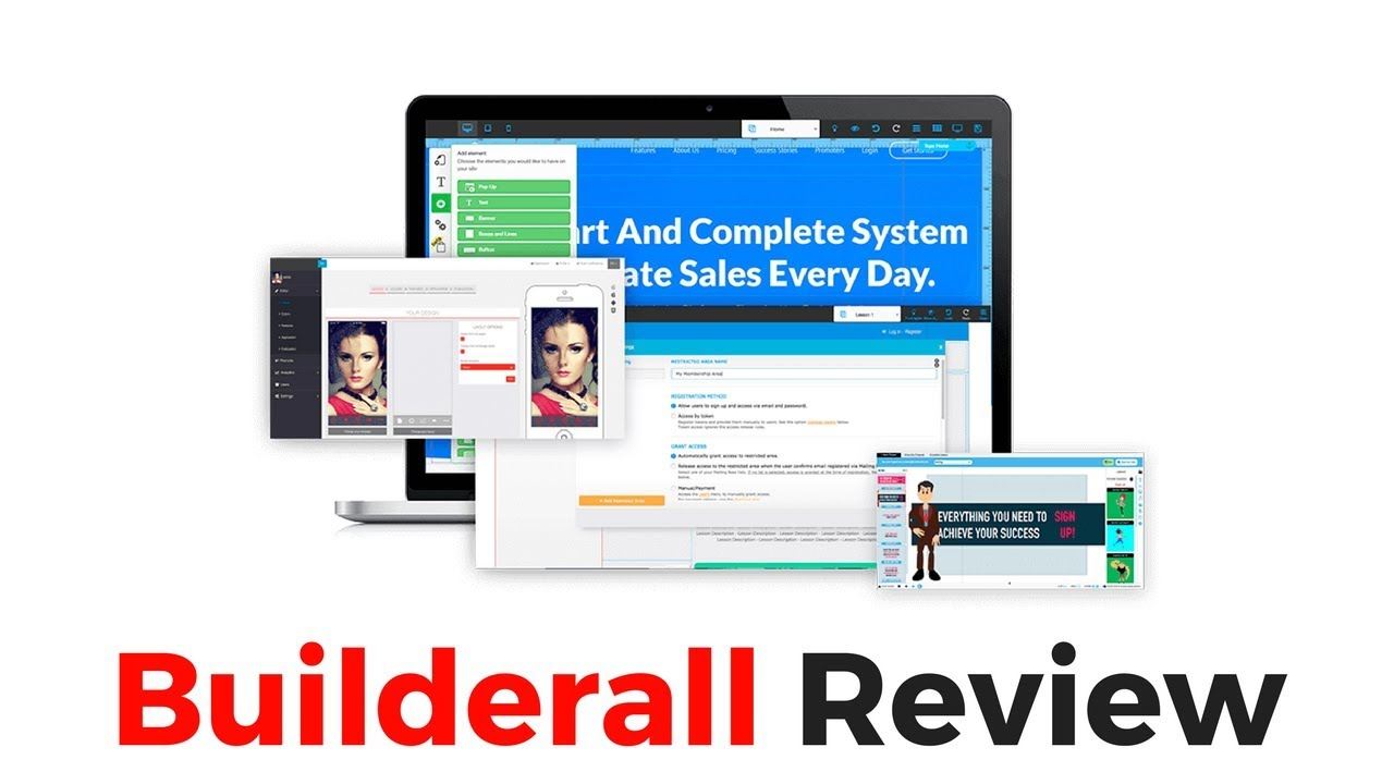 Image result for Builderall Internet Marketing Platform review