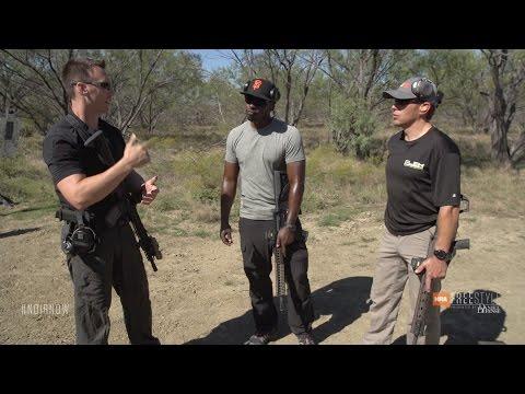 NOIR   Ep.20: Travis Haley, Salient Arm Tier 1 Rifle Review, Mandatory Training To Own A Gun?