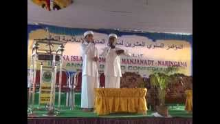 AL Madeena Islamic Complex Manjanady 20 Ne Varshika Maha Sammelana 2013 13,14,15  Part 002 }