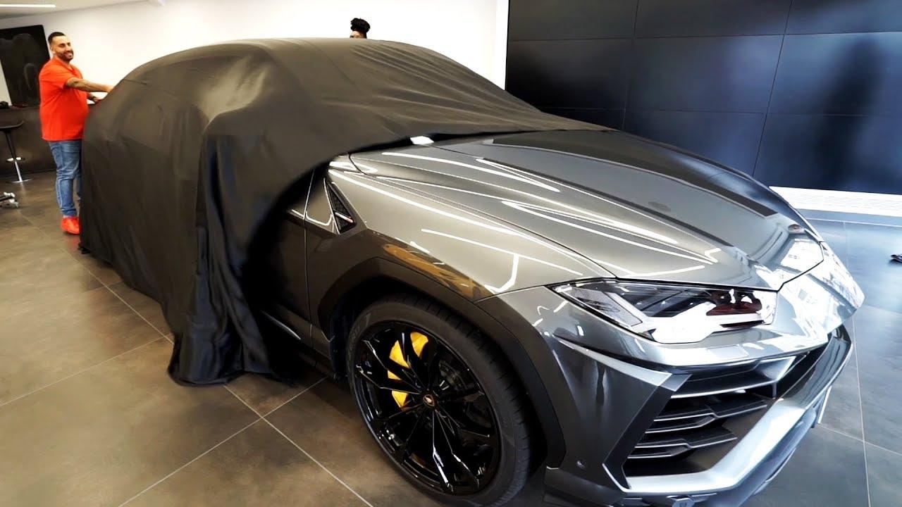 My New Lamborghini Urus Collection!