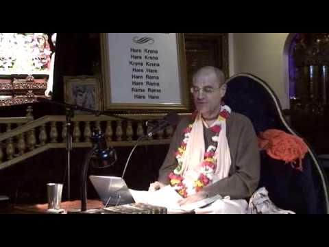 Bir Krishna Goswami - Lecture - Compassion and Empathy