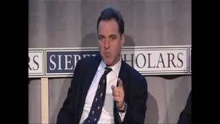 Class Conflict, Inequality, the 1% - Ralph Nader, Niall Ferguson, Charles Murray, Lewis Lapham