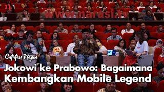 Download Video Nobar Debat Pilpres: Jokowi ke Prabowo Soal Mobile Legend (Part 5) | Catatan Najwa MP3 3GP MP4