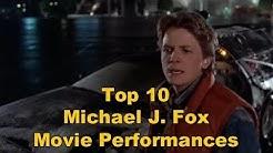 Top 10 Michael J. Fox Movies