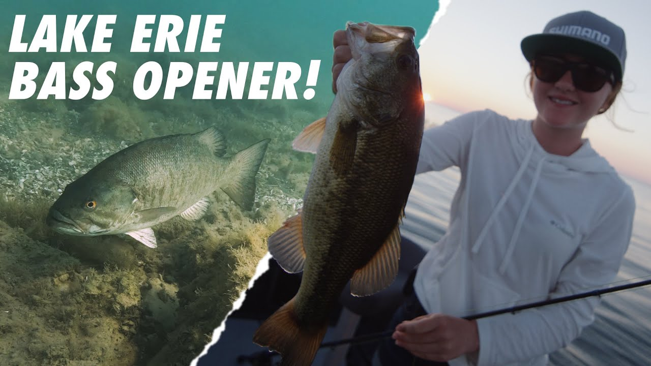 Lake Erie Bass Opener 2020