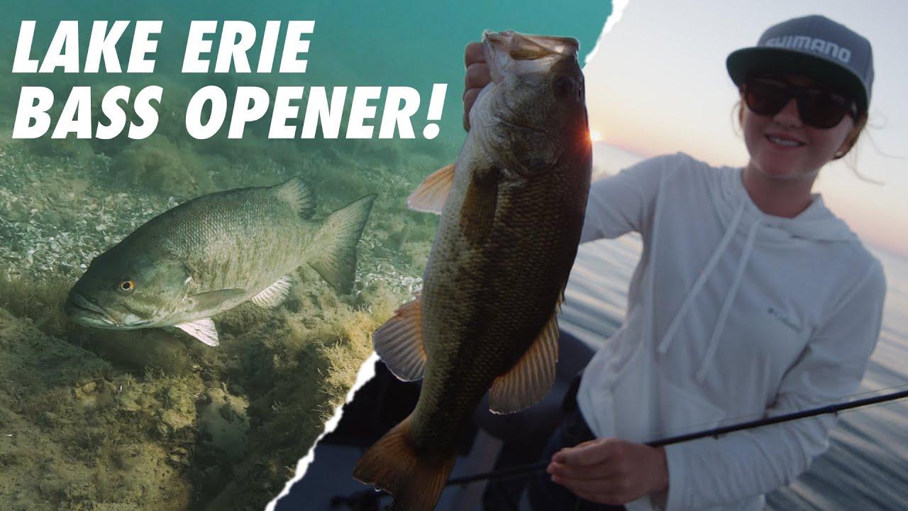 Lake Erie Bass Opener 2020