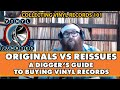 Originals vs Reissues- A Digger's Guide to Buying Vinyl Records