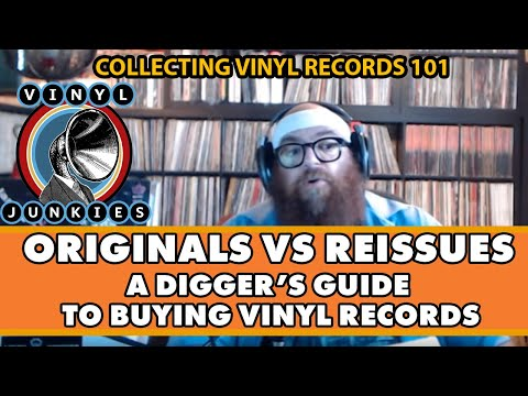 Originals vs Reissues- A Digger's Guide to Buying Vinyl Records Mp3