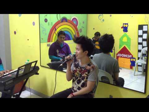 RUDE - Karl Zarate, Olreco Cebu & Raul Abania (WEDDING SINGERS Music First Talent Training Center)