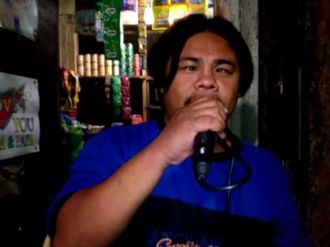 Never Thought by Richie Boyy Monsanto singing live in the videoke