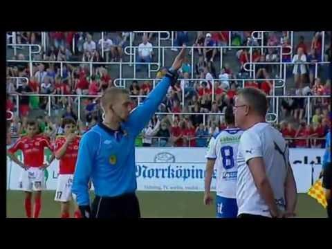 Janne Andersson blir arg