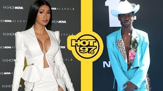 Lil Nas X To Beat World Record + Cardi B Part Of TIME's Top Influential People Online