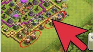 Como hacer tropas de clash of clans en tan solo 5 segundos rapido