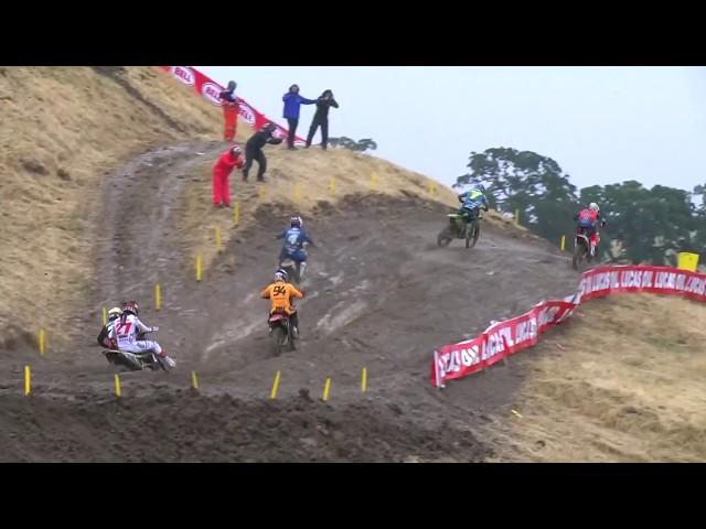 2019 Hangtown Motocross - 450 Moto 2 Gate Drop