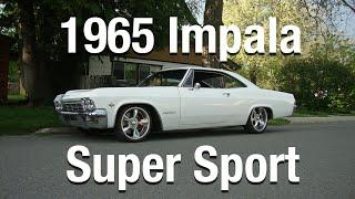 Walk-Around Nick's 1965 Impala SS LS Swap
