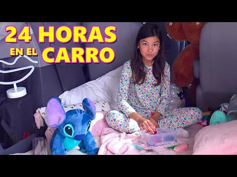 24 HORAS EN EL CARRO | TV Ana Emilia
