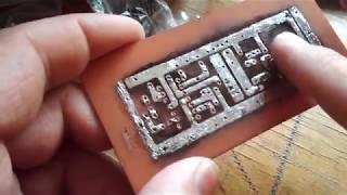 Металлоискатель своими руками(4-е видео)