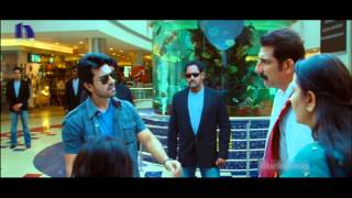 Ram Charan Proposing Tamanna Comedy Scene - Racha Movie Scenes
