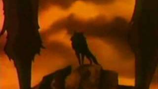The Path of the Wolf King