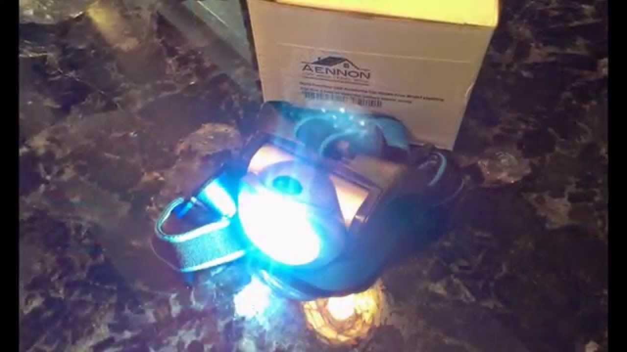 Product Review: Aennon Multi-Function LED Headlamp ...