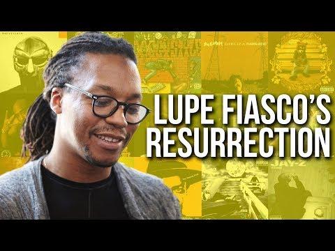 LUPE FIASCO's RESURRECTION   Drogas Wave Breakdown